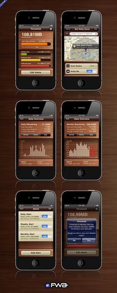 Threshold by Kvvlu, via #Behance #Mobile