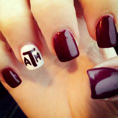 Now this is a manicure to whoop about.