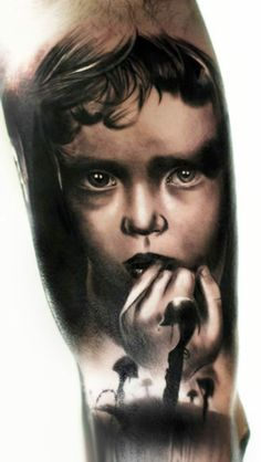 Tattoo Artist - Silvano Fiato | Tattoo No. 6167
