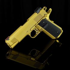 #alliwantforchristmasisyou is this #fusionfirearms #gold #1911 available at #aegistactical