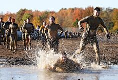 How tough is tough mudder? Find out for real here