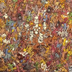 Dance Gavin Dance - Tree City Sessions on Colored 2LP + CD