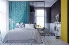 Casinha colorida: Especial quartos 2016: no estilo loft