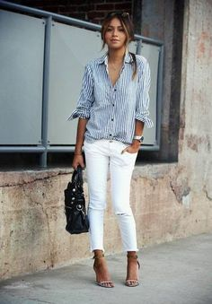 YA LOS ANGELES: Style of the Week: Casual Button Down