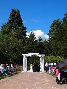 Beautiful blue skies of summer... Brittany & Caleb at The Gardens of Castle Rock ~ Minnesota Summer Garden Wedding ~ Love Grows at The Gardens of Castle Rock ~ The Minnesota Wedding Venue & Event Center #LoveGrowsatTheGardens #MinnesotaWeddingVenue #MNVenue #GardenWedding #OutdoorWedding