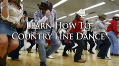 become proficient thru lots of practice at country line dancing