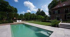 Villa Isolabella, Nuenen, Netherlands, 2013 - Bart de Groof - Mosa Outdoor/Indoor Tile