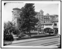 Pasadena Hotels, Old Town Pasadena, Altadena California, San Gabriel Valley, Boston Public Library, University Of Southern California, National Archives, Historical Society, Vintage Photographs