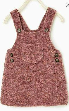 Baby Sweater Knitting Pattern, Knitted Baby Cardigan, Knitted Baby Clothes, Knitted Hats, Knitting Patterns, Eco Clothing, Knit Skirt, Easy Knitting, Knit Fashion