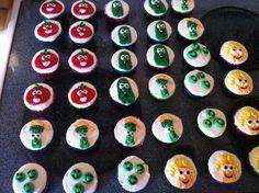 Very Cute Veggie Tales Cupcakes!http://sarah.lidbom.com/wp-content/uploads/2011/01/IMG_1307.jpg