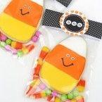 envases para galletas de Halloween