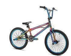 "20"" Bicycle Kent Fantasy BMX Pro Bike Freestyle Boys Girls Steel Frame #Generic"