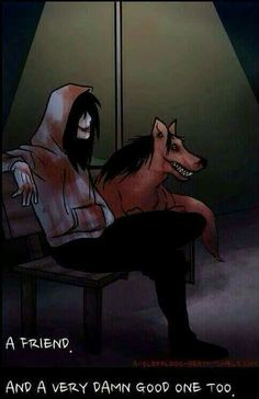 Jeff the Killer & Smaile