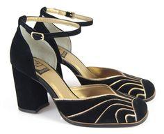 BLACK SHIP - Louloux - Sapatos Colecionáveis