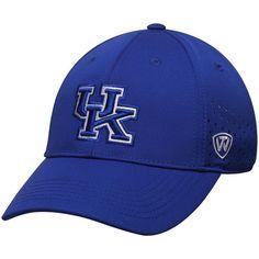 Kentucky Wildcats Top of the World Jock II 1Fit Flex Hat - Royal