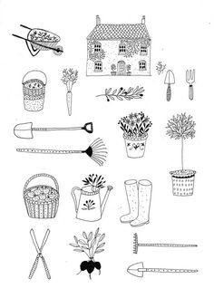 apranzoconbea: Tutti pazzi per il giardino, e 5 idee da mettere a dimora