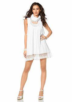 Laura Scott Webkleid,  vestido dress