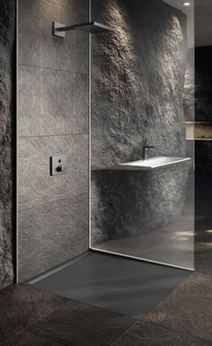 A beautiful expanse: NEXSYS adds a touch of luxury to every bathroom. Washroom Design, Toilet Design, Bathroom Design Luxury, Modern Bathroom Design, Bathroom Spa, Bathroom Fixtures, Small Bathroom, Home Room Design, Home Interior Design