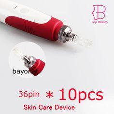 $52.01 (Buy here: https://alitems.com/g/1e8d114494ebda23ff8b16525dc3e8/?i=5&ulp=https%3A%2F%2Fwww.aliexpress.com%2Fitem%2FTOP-BEAUTY-10pcs-Bayonet-Needle-Cartridge-for-Electric-Auto-Microneedle-Derma-Pen-Bayonet-Needle-Tip-Free%2F32760391716.html ) TOP BEAUTY 10pcs Bayonet Needle Cartridge for Electric Auto Microneedle Derma Pen Bayonet Needle Tip  for just $52.01