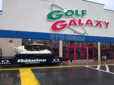 #BubbasHover @ Golf Galaxy Store in Pittsburgh (Robinson Township)