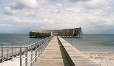 Kastrup Sea Bath u Kodaně