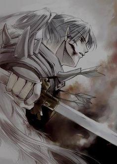 Inu no Taisho (Sesshomaru and InuYasha's father) - InuYasha fanart
