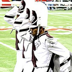 Flickr: The HBCU Marching Bands Pool  #drummajors