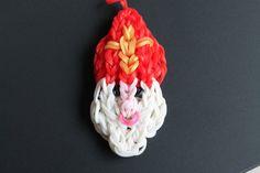 Rainbow Loom Nederlands, Sinterklaas hoofdje