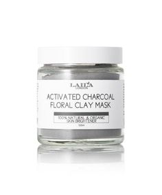 100% Natural and Organic Mask for GREAT FEELING SKIN THAT LOOKS INCREDIBLE: this mask will leave your skin refreshed, clean and soft. Where your moisture barrier is your first line of defense against environmental aggressors and premature aging.Transform Skin in Just 10 Minutes with Laila London Activated Charcoal with real floral herbs.