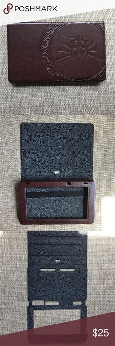 Nintendo Switch Zelda Case Brand new! Come with box & screen wipe, no damage only selling because I am moving. Open to all offers through the offer button. Nintendo Accessories Tablet Cases