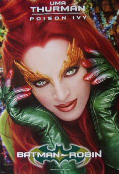 Poison Ivy - Batman and Robin Movie