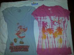 2 Shirts (READ DESCRIPTION BEFORE BIDDING)