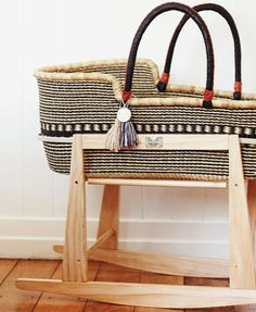 Moses Basket Stand - PREORDER
