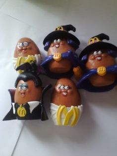 McNugget Toys Remember These!?