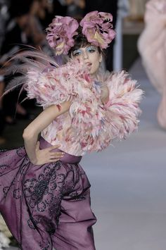 238 photos of Christian Dior at Couture Fall 2007.