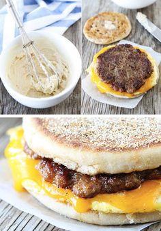 Breakfast Anytime on Pinterest | Breakfast Burritos, Baked Eggs and ...
