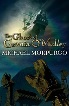 The Ghost of Grania O'Malley by Michael Morpurgo http://www.amazon.co.uk/dp/1405233400/ref=cm_sw_r_pi_dp_KSD2ub1Y4KETG
