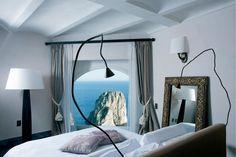 Hotel Tragara ~ Art Suite Via Tragara, 57 ~ 80076 Capri NA ~ Italien ~ ღ Skuwandi