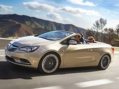 At the 2015 North American International Auto Show,          =        BUICK  OPEL CASCADA