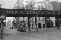 Overhead railway bottom of water st Liverpool Town, Liverpool History, Local History, The Good Old Days, Jamaica, Old Photos, The Past, How To Memorize Things, England