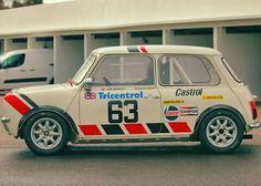 .Mini racecar