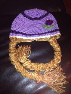 Anna from Frozen hat