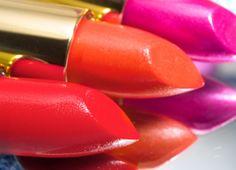 Rouges à lèvres néon