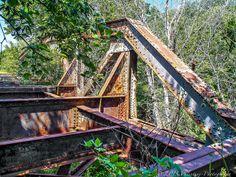 Abandoned MKT Mill Creek Bridge Ellis County, Texas | Flickr - Photo Sharing!