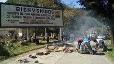 CRONOLOGIA DEL CONFLICTO  (2010-2012) EN ELOXOCHITLÁN DE FLORES MAGÓN y DENUNCIA DE HECHOS (POR Asamblea Comunitaria)