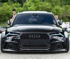 Audi Avant Black tuning 2 photo - Cars and motor Audi Rs6 C7, Allroad Audi, Audi S4, Luxury Boat, Best Luxury Cars, Ducati, Black Audi, Audi Sport, Audi Cars