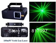 219.99$  Buy here - http://ali8vw.worldwells.pw/go.php?t=1521789758 - Venta 100mW Luz Laser Verde Rayo Show Laser DJ Lazer Projector Lasers Verdes Laserlicht Eventos Fiestas Luz Sonido Envio Gratis