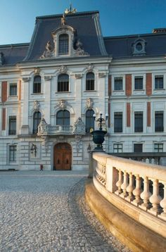 Castle in Pszczyna, Poland