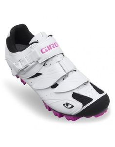 The Giro Manta Women's Mountain Bike Shoes are a do-all, trail ready option for all types of riders.