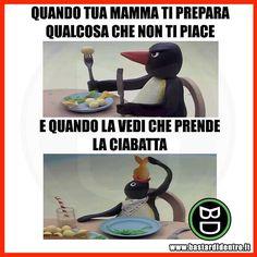 #bastardidentro #perfettamentebastardidentro #ciabatta #cibo www.bastardidentro.it